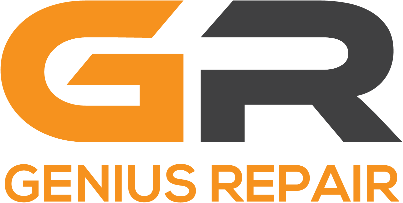Genius Repair Logo